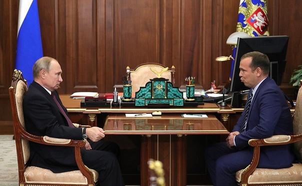 Заместитель губернатора Тюменской области