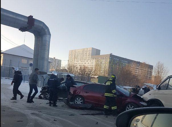 ДТП на Харьковской