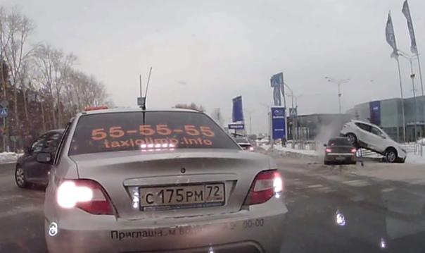 ДТП у Автограда