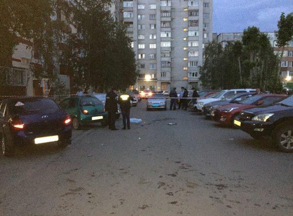 В Сургуте пьяный сотрудник МЧС убил ножом полицейского