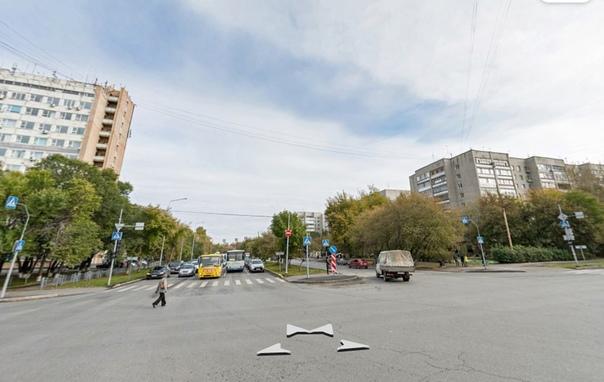 На две недели перекрывают часть Профсоюзной в районе Дома Печати. СХЕМА