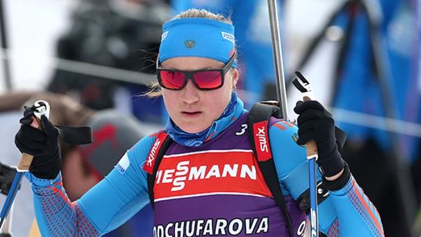 Биатлонистка Ольга Подчуфарова больше не будет выступать за Россию