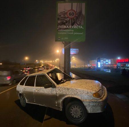 """В Тюмени снова очень скользко. Обзор очередного """"дня жестянщика"""""""