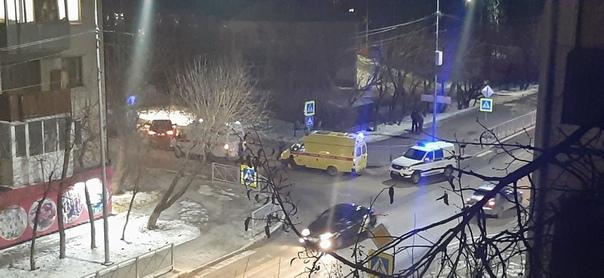 Поножовщина около детского сада на Котовского