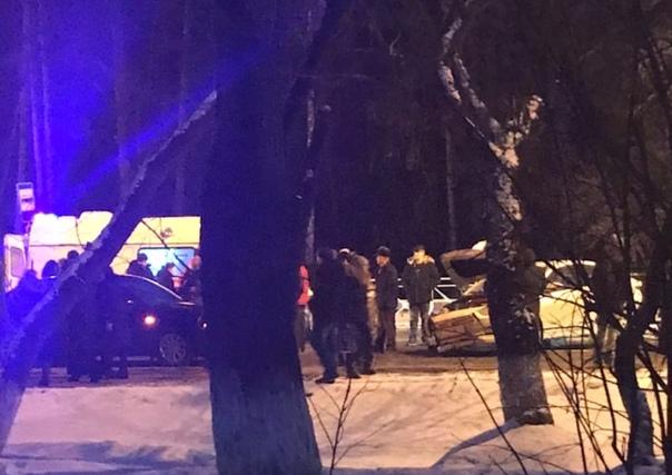 На Барнаульской легковушка сбила 4-летнюю девочку, она в тяжелом состоянии