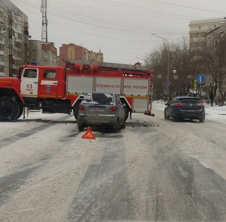 ДТП московский пожарная