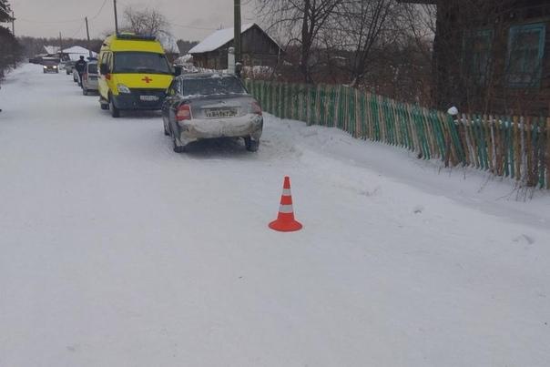 """Трагедия в Упоровском районе: """"Приора"""" сбила насмерть семилетнего школьника"""