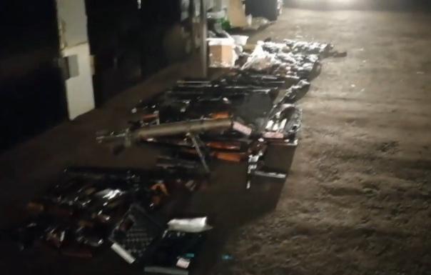 ФСБ задержала нелегальных оружейников, в том числе и из Тюменской области. ВИДЕО