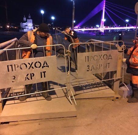 Коронавирус в Тюмени, хроника 31 марта: два новых случая, закрытые парки, ситуация на границе области