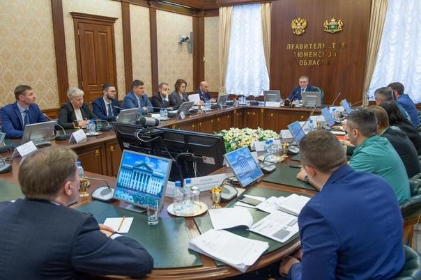 """На заседании тюменского штаба """"по коронавирусу"""" приняли ряд мер по предупреждению распространения инфекции"""