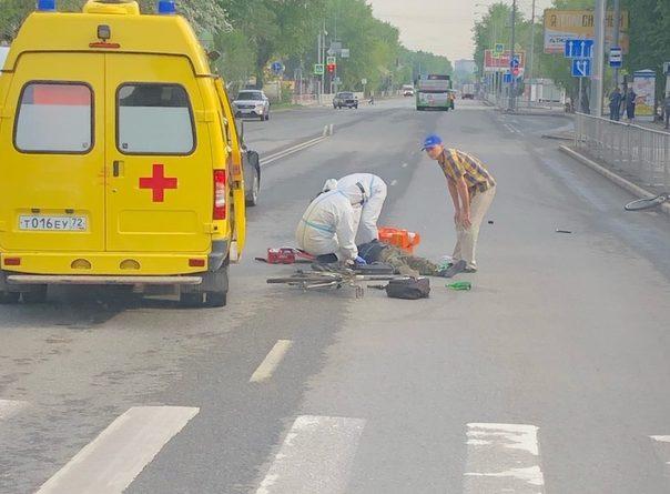На Червишевском тракте легковушка сбила насмерть велосипедиста. Подробности смертельного ДТП