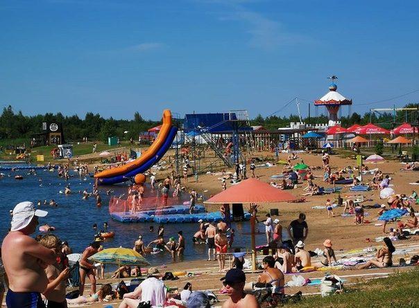 """Трагедия на """"Верхнем Бору"""": в озере утонул мужчина"""