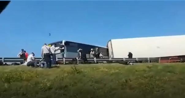 автобус фура тюмень омск
