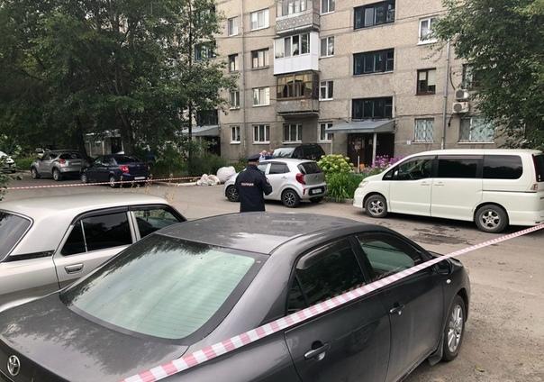 Задержан подозреваемый в убийстве девушки во дворе дома на ул.50 лет ВЛКСМ в Тюмени
