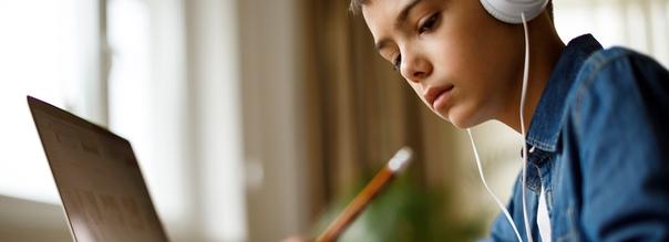 Дистанционное обучение школьников Тюменской области продлено. Но не для всех