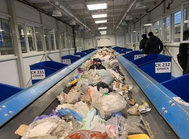 На заводе по сортировке мусора в Тобольске нашли тело младенца