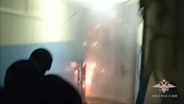 В Тюмени грабители ювелирных салонов отстреливались фейерверками при их задержании ОМОНом