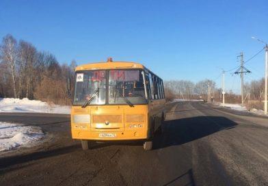 Так был пьяный или нет? Инспекторы отстранили от управления водителя школьного автобуса из Червишево