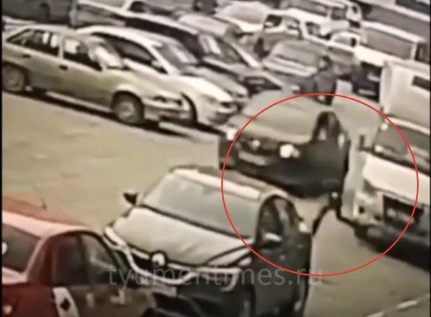 сбил ребенка на широтной в тюмени такси