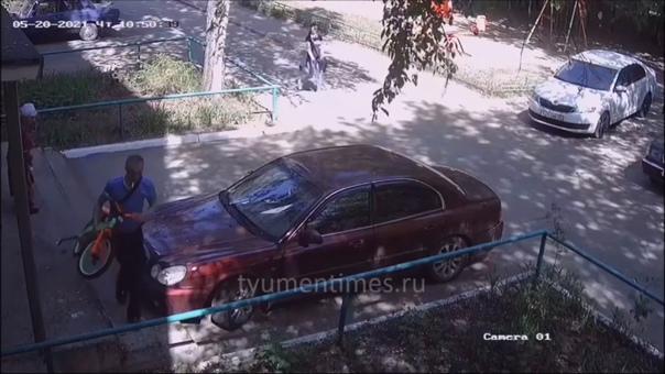 Задержан мужчина, укравший детский велосипед: он планировал сдать его в комиссионный магазин